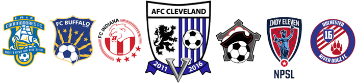 2016 NPSL Midwest Great Lakes East